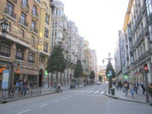 calle uría
