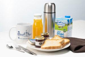 desayuno para celíacos