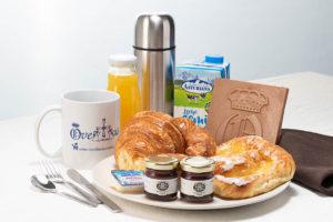 desayuno felicidades