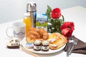 desayuno felicidades mamá
