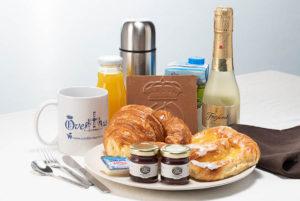 desayuno felicidades papá